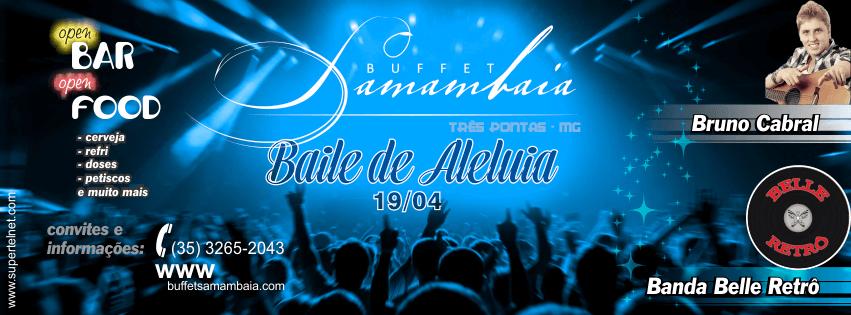 Baile de Aleluia 2014