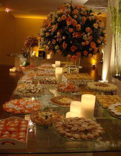 buffet decoracao festa de casamento mesa de doces