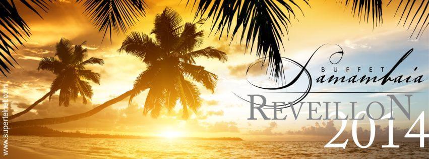 Reveillon 2014 - Samambaia Beach